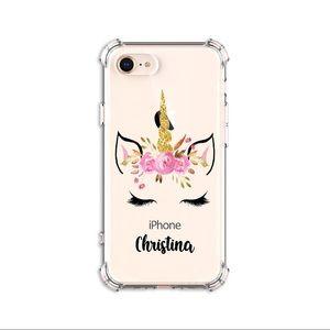 iPhone 6S Custom Unicorn w/Add a Name